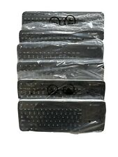 Logitech k400r keyboards - Lot of 6 - no unifying receivers