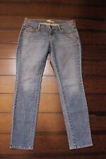 Old Navy Diva Medium Light Wash Slim Skinny Cut Jeans Size 4 Petite