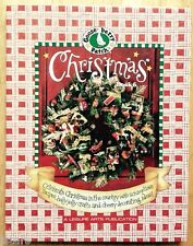 2004 GOOSEBERRY PATCH CHRISTMAS COOKBOOK, BOOK 6, NEW
