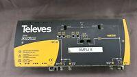 Televes DTKOM Line Broadband Multiband Amplifier 5338