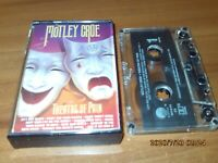 Theatre Of Pain By Motley Crue (Cassette 1983 Elektra)