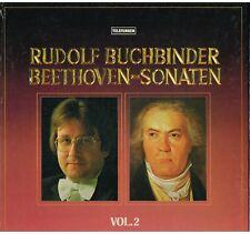 Beethoven: Sonate Per Pianoforte Volume 2 / Rudolf Buchbinder - LP