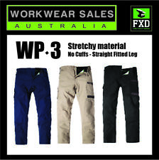 FXD WP-3 FXD Work Pants Stretch Fitted Style Mens Workwear WP3, Free Shipping