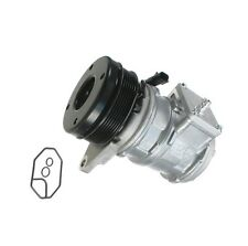Dodge Grand Caravan 96-00 A/C Compressor with Clutch Denso Remanufactured