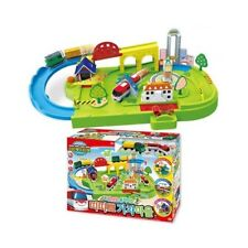 mimiworld Titipo and Friend Train Town Toy PlaySet , Toddler Kids / Express