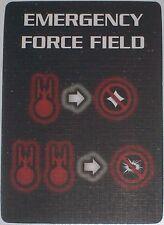 EMERGENCY FORCE FIELD Star Trek Attack Wing OP
