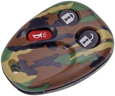 AVALANCHE  KEYLESS REMOTE CASE REPLACEMENT GREEN CAMOUFLAGE NEW #13618GNC