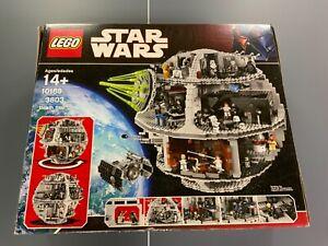 LEGO Star Wars Death Star 2008 (10188) - BOX ONLY!!! PLEASE READ!!!