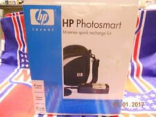 New HP Photosmart Quick Recharge Kit for HP M-Series Cameras