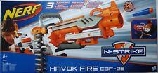 Nerf N-strike Elite Vulcan/Havok fuego EBF-25 Full-auto alimentado por Correa Blaster (nuevo Y En Caja)