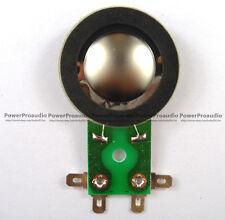 Diaphragm Horn Tweeter for Roland KC500, KC550, P Audio PHT 410, 8 ohm,Titanium