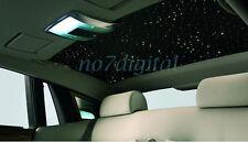 star fiber optic light kit for car ceiling limo skylight decoration 12v moto RGB