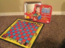 BOOK OF MORMON CHECKERS & TIC-TAC-TOE GAME SET GREAT FOR FAMILY NIGHT LDS
