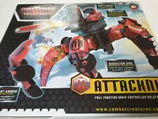 Combat Creatures Attacknid Ultimate In Battling Robots