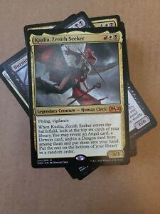 Custom Commander Deck ~ ANGELS DEMONS & DRAGONS ~ Kaalia, Zenith Seeker EDH