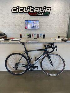 Bici Bike Bianchi Sempre Carbon Ultegra 11 Ruote Carbon