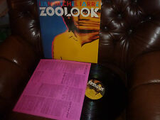 """Jean Michel Jarre, Zoolook, German dreyfus 823763-4 Digital, 1984 LP, 12"""" Vinyl"""