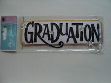 EK Success Jolee'S título olas graduación Etiqueta Dimensional Pegatinas BNIP