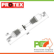 PROTEX Drive Shaft For MITSUBISHI LANCER GL,GLXi CC,CE 1.8 ltr. 4G93 I4 16V SOHC
