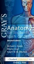 Gray's Anatomy: Gray's Anatomy for Students Flash Cards : With STUDENT CONSULT O