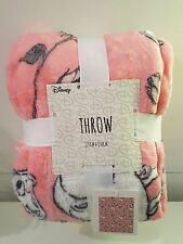 BNWT Disney Primark Beauty and the Beast Chip Mrs Potts Lumiere throw blanket