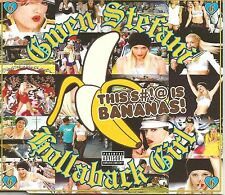 No Doubt GWEN STEFANI Hollaback Girl DIPLO REMIX& INSTRUMENTAL & VIDEO CD Single