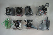 STAR WARS TRILOGY Complete Set of 8 Happy Meal Fast Food Toys, 1997 Taco Bell