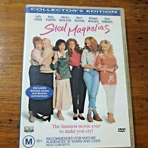 Steel Magnolias (DVD, 2000) R4 Like New! – FREE POST