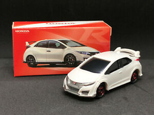 Honda Civic Type R FK2 white Color Custom-made version Tomica Tomy
