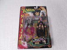 "Marvel Comics X-Men Ninja Force ""Ninja  Psylocke"" Action Figure MIB"