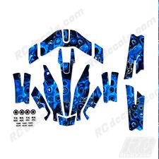 Traxxas Aton Plus Body Wrap Decal Skin Sticker Canopy Bubbles