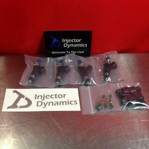 Injector Dynamics ID1050X Injectors FITS Hyundai Genesis 2.0t  1050.60.14.14.4