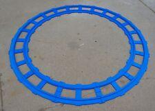 Peg Perego BLUE Thomas Train Figure 12 Expansion CURVED Ride On Track Set CIRCLE