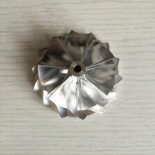 K04 5306-123-2014 upgrade 51.03/61.98mm 7+7 blades billet compressor wheel