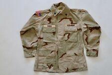 US Army DCU Jacket Shirt Operation Iraqi Freedom Special Operations SOCOM