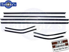 70-72 Cutlass Window Felt Fuzzies WindowFelt Kit Standard Convertible