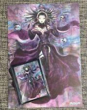 MTG Liliana Amano Yoshitaka ver sleeve 50+ Poster B5 Magic the Gathering Japan
