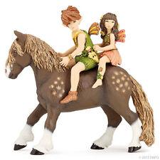 *NEW* PAPO 39011 Elves Elf Children & Fairy Pony 15cm - Fantasy - RETIRED