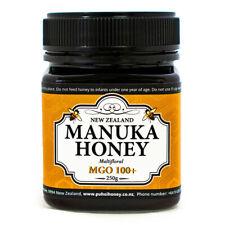 New Zealand 100% Pure Manuka Honey MGO 100+ 250g (8.8oz)