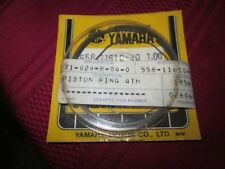 yamaha DT MX 100 piston rings new 558 11610 40