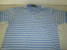 Men's Master's Collection Golf Polo Shirt, Large 100% Cotton, Gc