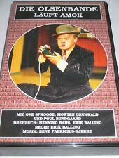 Die Olsenbande 5 - VHS/Komödie/Ove Sprogoe/Morten Grunwald/Schwarzkopf Video/'73