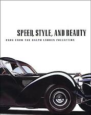 Speed, Style, and Beauty: Cars from the Ralph Lauren Collection