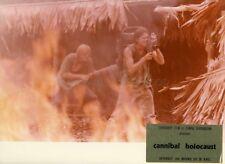 RUGGERO DEODATO CANNIBAL HOLOCAUST 1980 VINTAGE PHOTO ORIGINAL #17