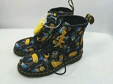 New Dr. Martens Doc Air Wair Boots Mens Cartoon Network Adventure Time 9 US 8 UK