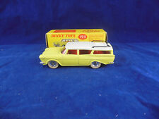 Stunning Dinky toys 193 Rambler Cross Country station Wagon Yellow, White roof