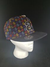 New TNT Sports Size Medium Fitted Baseball Hat Multi Color