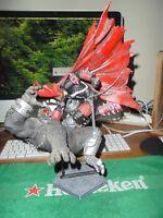 Spawn vs Cy-gor s 26 mcfarlane toys 2004 gorila cygor spawn base movibile action