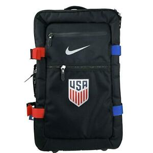 Nike USA USMNT Player Issued Soccer FiftyOne49 Cabin Roller Luggage Bag Suitcase
