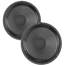 "Pair Eminence Texas Heat 12"" Guitar Speaker Patriot 4ohm 99dB 2""VC Replacement"